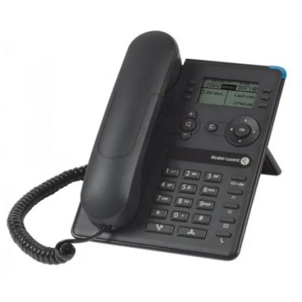 Aparelho Telefônico Alcatel- Lucent 8008 - IP/SIP - Modelo Cloud Edition